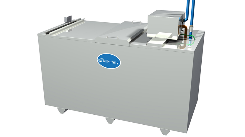 Icewater and glycol process cooling systems available