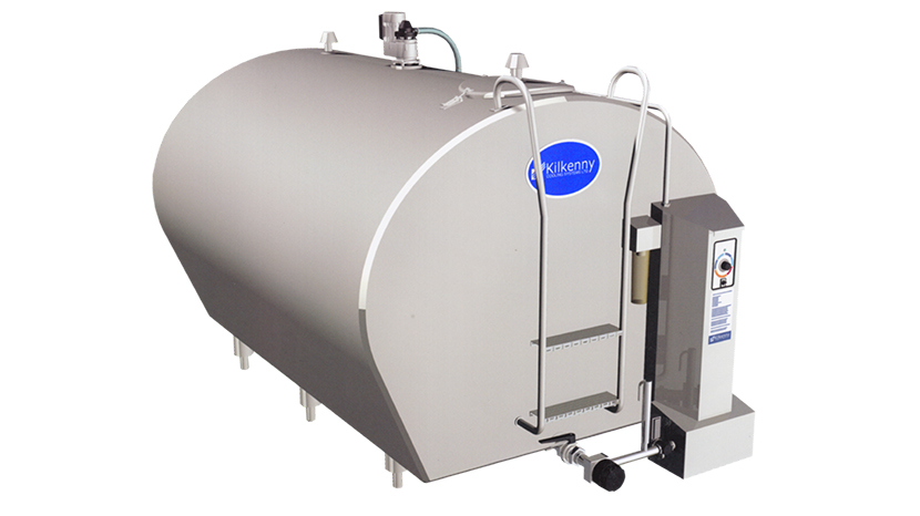 Kilkenny Cooling Systems milk tanks
