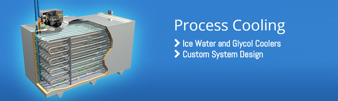 Kilkenny Cooling Systems ice water and glycol coolers, custom system designs