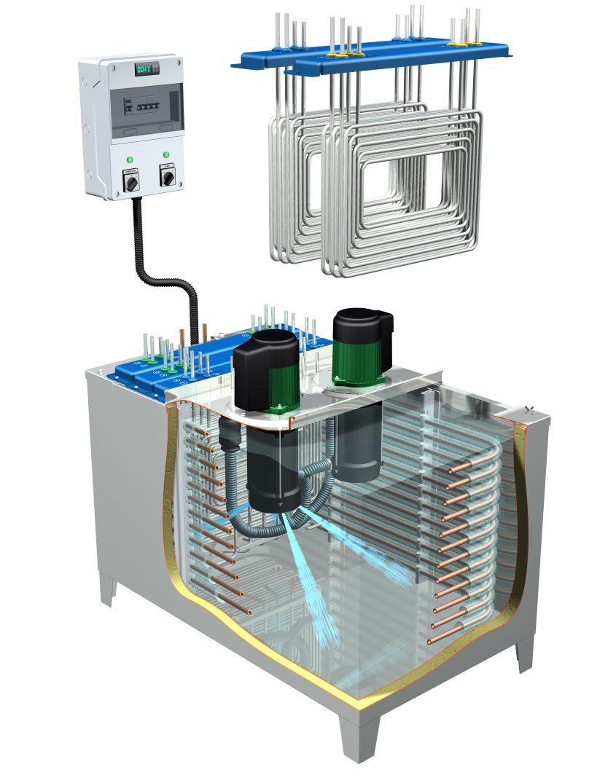 Kilkenny Cooling Systems VS Beer Cooler section