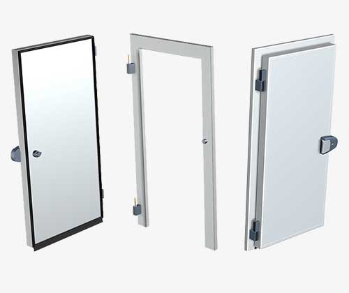 Kilkenny Cooling Systems Doors