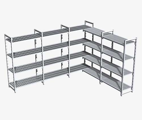 Kilkenny Cooling Systems Shelving