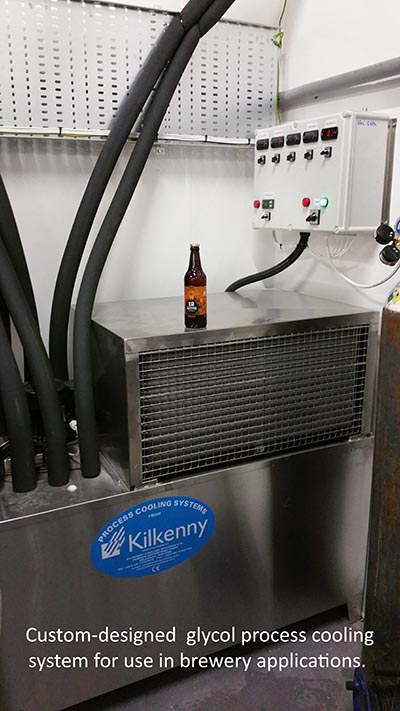 Kilkenny Brewery Process Cooling System