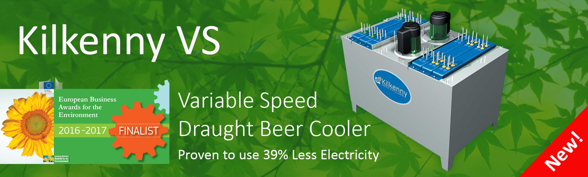VS Draught Beer Cooler - 39% percent saving